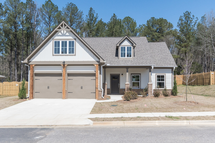 Virtual Tour of Birmingham Metro Real Estate Listing For Sale | The Preston at Helena Station, Helena, AL 35080