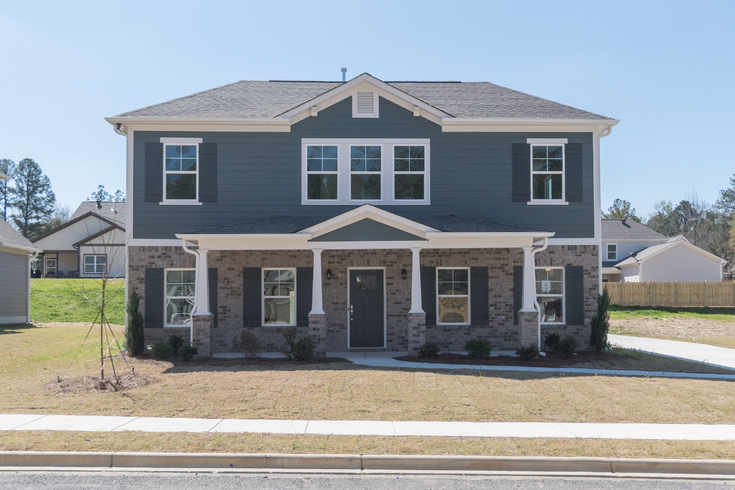 Virtual Tour of Birmingham Metro Real Estate Listing For Sale | The Cahaba at Helena Station, Helena, AL 35080